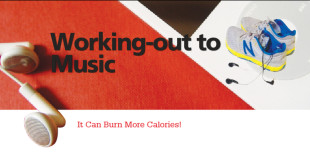 Working-out to Music