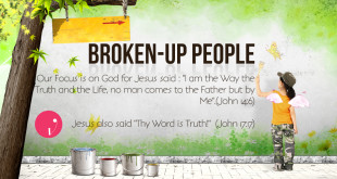 Broken-up People