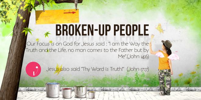 Broken-up People
