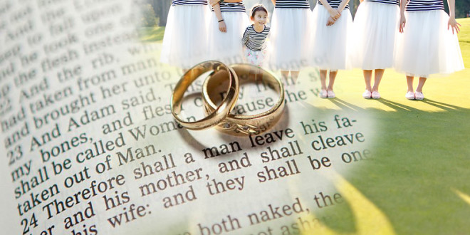 What Is A Christian Marriage Juliet Thomas